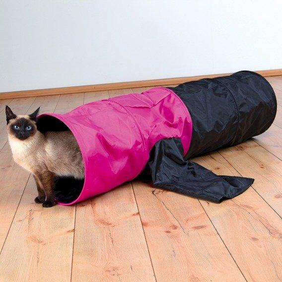 Шуршащий тоннель для кошек