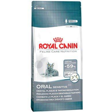Корм royal canin feline care oral