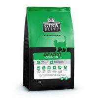 GINA ELITE Grain Free Cat (беззерновой)