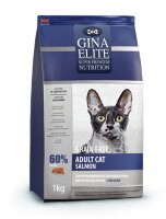 GINA ELITE Grain Free Cat Salmon (беззерновой с лососем)