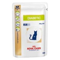 ROYAL  CANIN / Роял Канин Diabetic диета для кошек при диабете 100 гр (12 шт)
