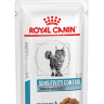 ROYAL  CANIN / Роял Канин Sensitivity Control диета для кошек при пищевой аллергии (курица, пауч)  100 гр (12 шт)